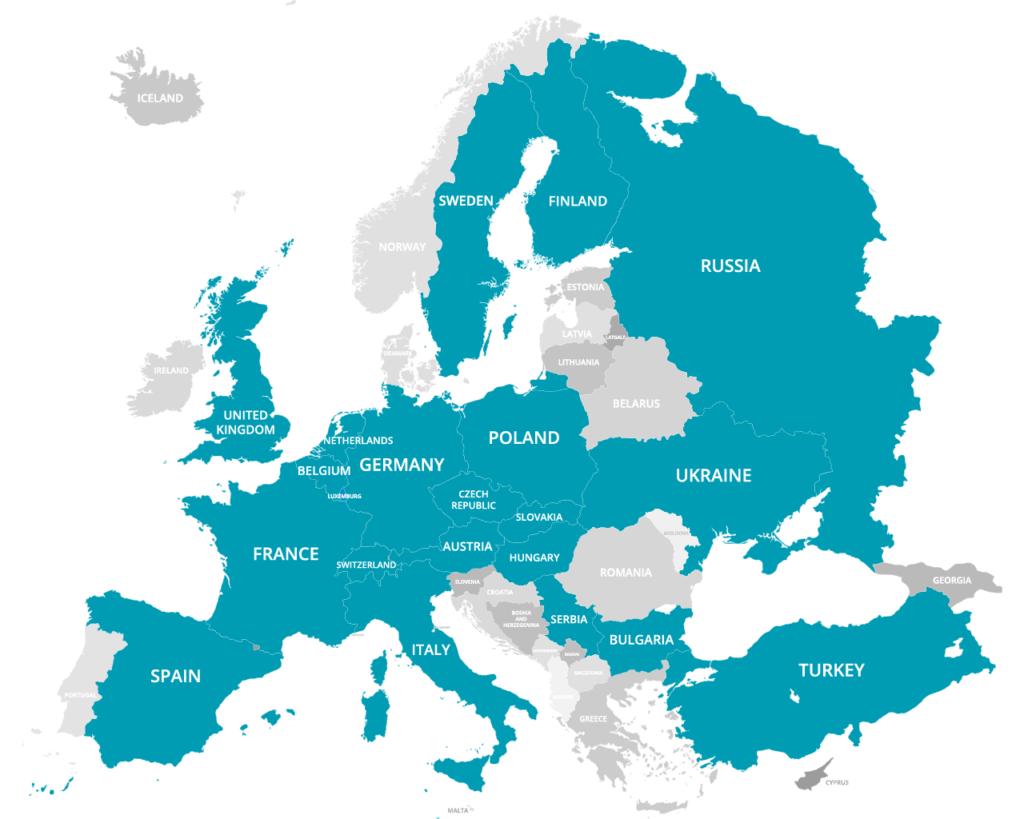 eap institut europaweit